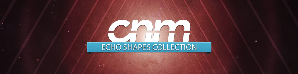 Echo Shapes Collection | TripleWide Media
