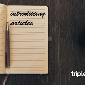 Articles. Resources. Ideas. Inspiration.