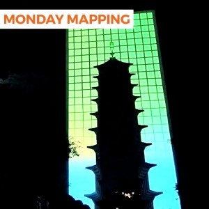 Gyeongju Expo Tower Mapping (#144)