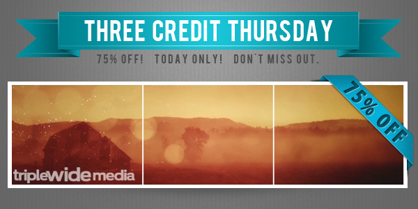 Three Credit Thursday - Shift Worship