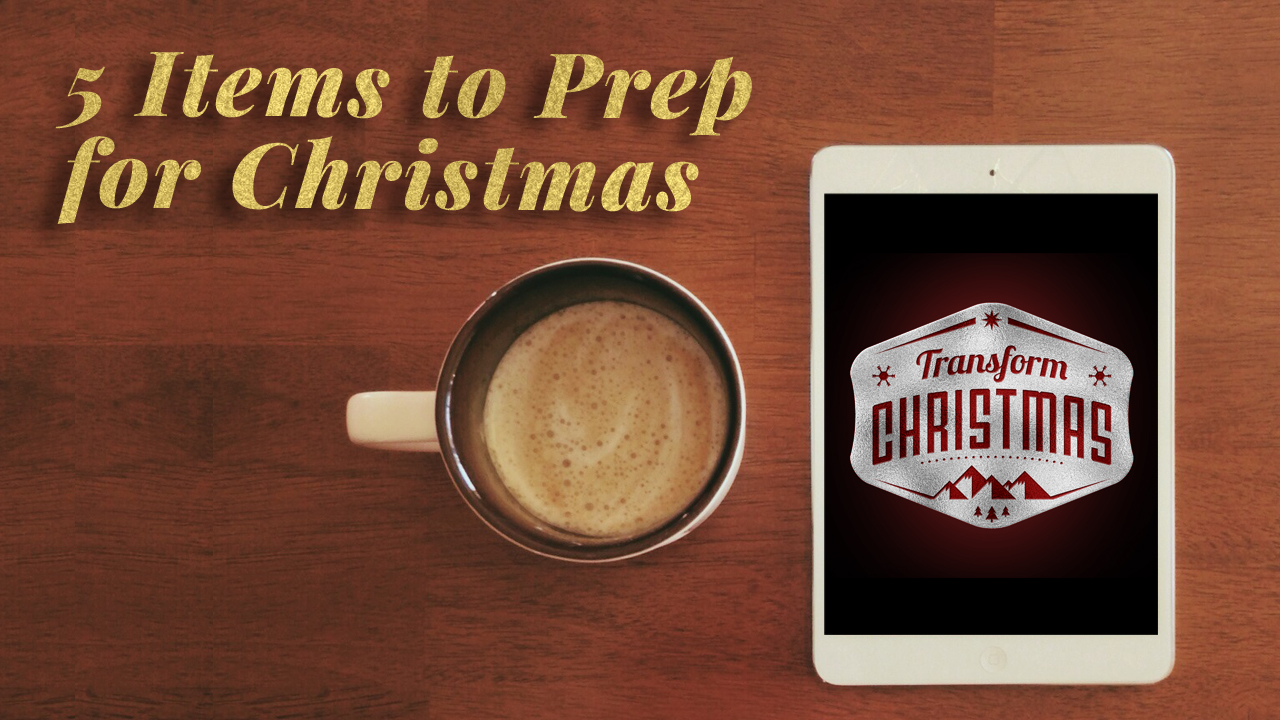 5 Items to Prepare for Christmas Events | TripleWide Media