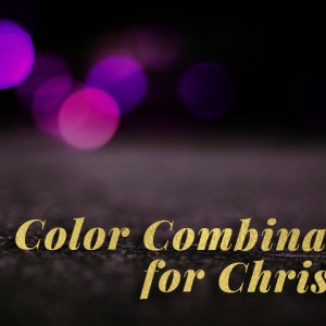 Color Combinations for Christmas