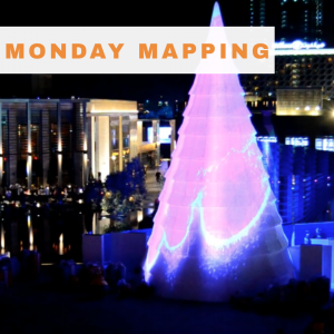 Christmas Tree Projection Mapping (#166)