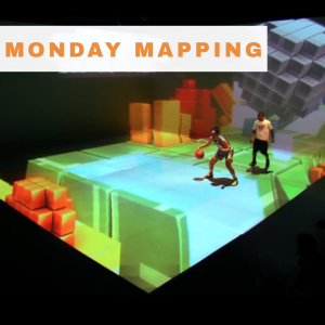 3D Basketball Court Mapping (#171)