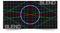 essential grids for projection - Alignment Grid