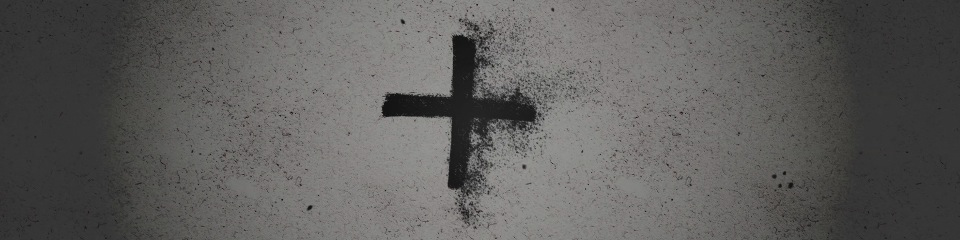 Dust Cross | Ash Wednesday