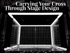 Stage Design options - The cross