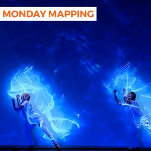 Lyrical Dance Projection Mapping (#179)