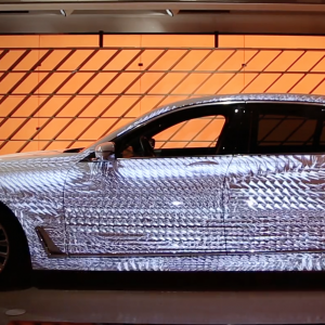 BMW 7 Series Projection Mapping (#181)