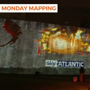 Game of Thrones Projection Mapping (#185)