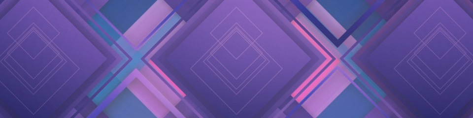 Abstract Squares Purple | TripleWide Media