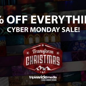 30% OFF EVERYTHING – CYBER MONDAY!