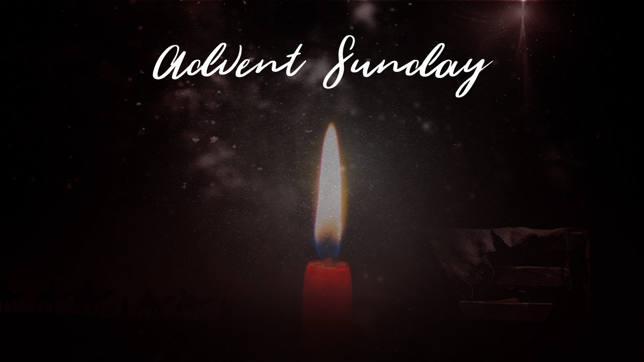 Visualizing the First Sunday of Advent | TripleWide Media