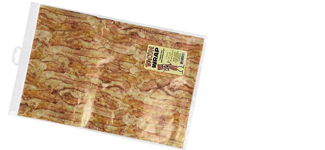 Nerd Gift Ideas - Bacon Gift Wrap