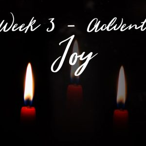 Visualizing the Third Sunday of Advent