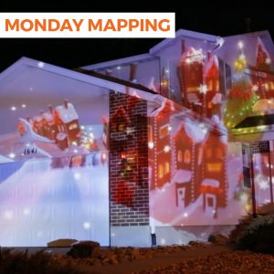 2017 Christmas House Projection Mapping (#199)