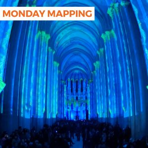 Immersive 360º Projection Mapping #200