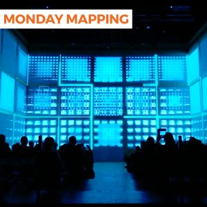 Pixel Launch Event Projection Mapping (#204)