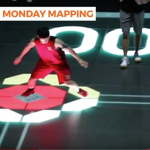 LED Basketball Court Mapping (#209)