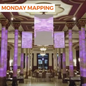 Projection Mapped Pillars (#213)