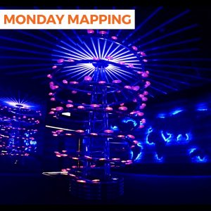 Time Tunnel LED Pixel Mapping (#216)