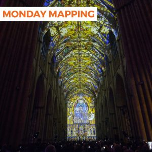 Immersive Cathedral Projection Mapping (#219)