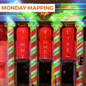 Jimmy Kimmel Live Projection Mapping (#224)