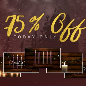 75% OFF Country Candles from Life Scribe Media