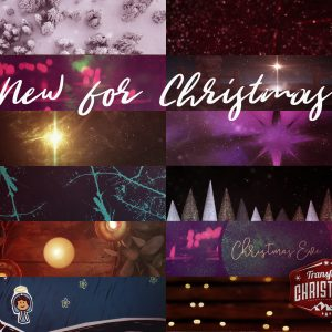 The Best New Motions for Christmas