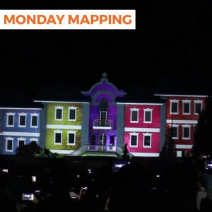 Christmas Village Projection Mapping (#227)