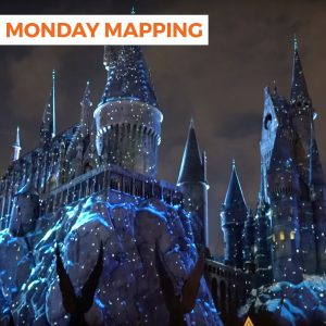 A Harry Potter Christmas Projection Mapping (#226)
