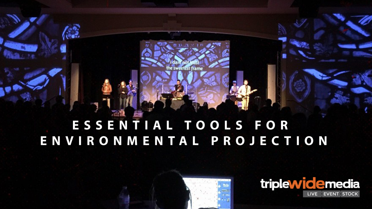 Essential Tools for Environmental Projection