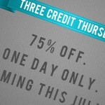 Three Credit Thursday